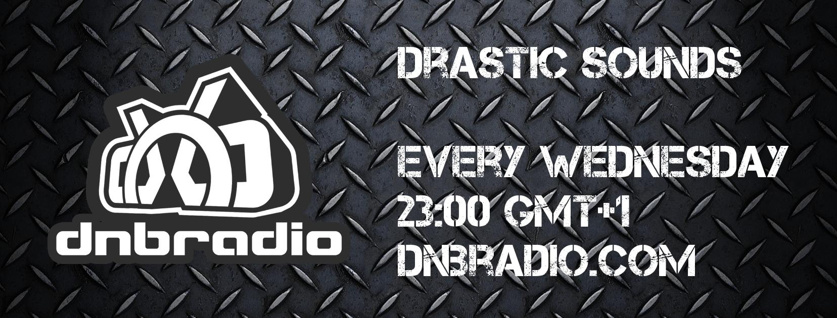 Drastic - Drastic Sounds #34 DnBRadio 24/7 - Main DnB