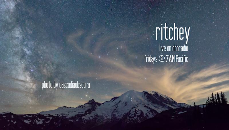 Ritchey - Coffee N Bass : Cup204 DnBRadio 24/7 - Main DnB