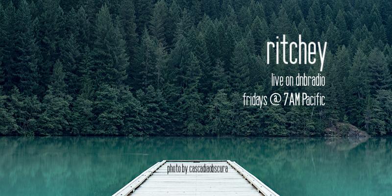 Ritchey - Coffee N Bass : Cup205 Coffee N Bass, Podcast Feed