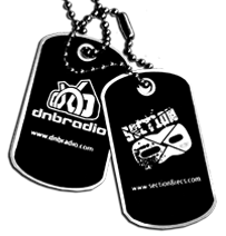 DnbRadio - Feed your heavy drum and bass addictions here!